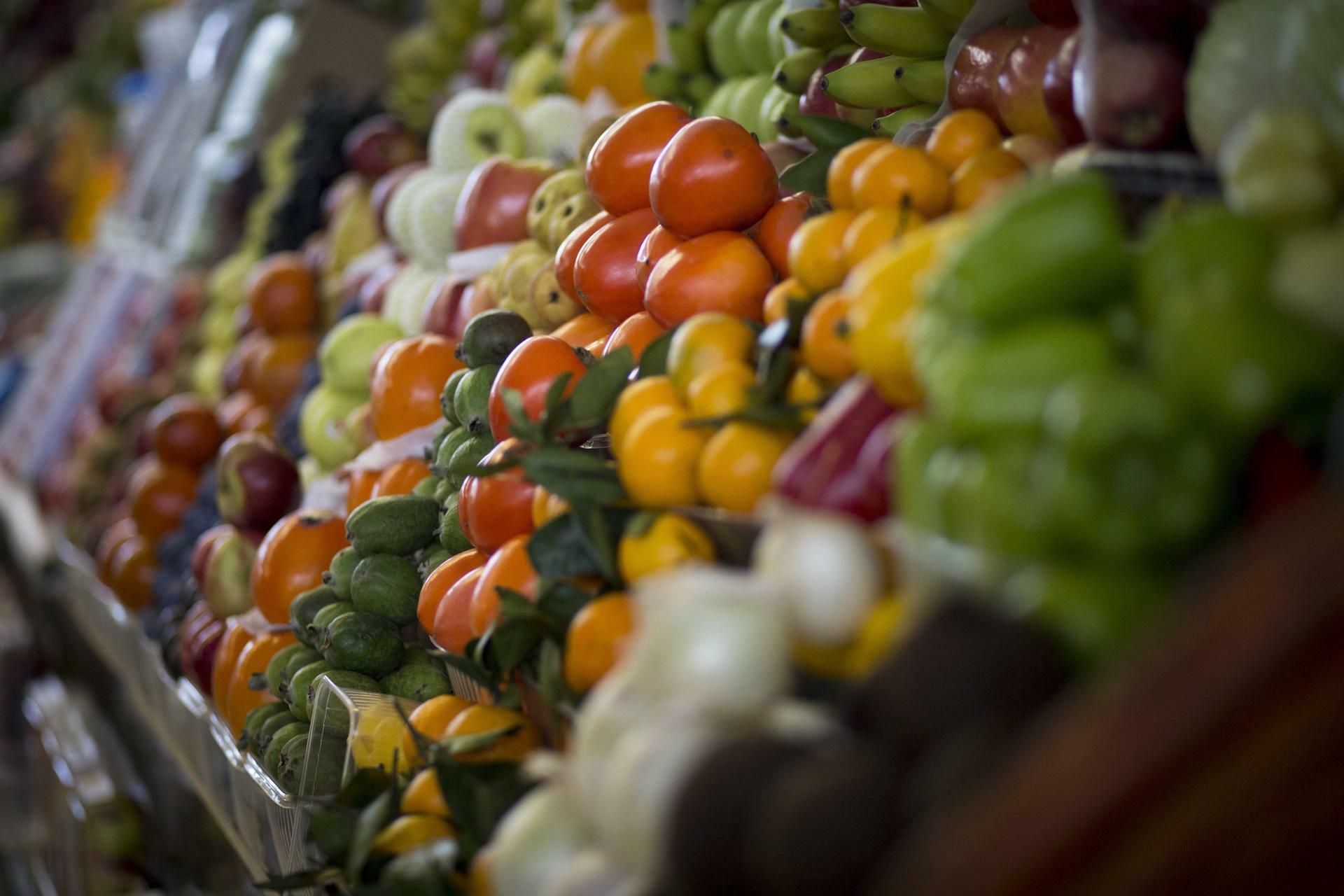 Obst und Gemüse aus der Türkei sollen nach dem Willen der Regierung in Russland bald nicht mehr zu haben sein. Die Sanktionen könnten am 1. Januar in Kraft treten. Quelle: ap