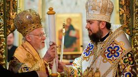 Orthodoxie: Russland verurteilt Neugründung der ukrainischen Nationalkirche