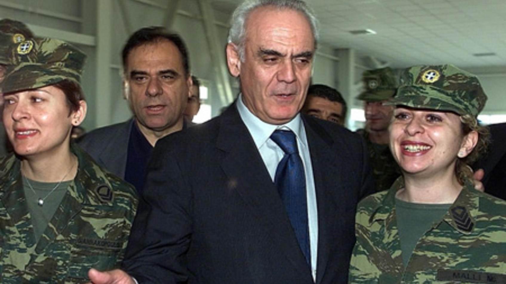 Griechenland: Gesegnetes Geschäft für Akis Tsochatzopoulos