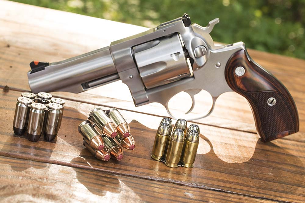 Ruger Redhawk 45 Acp Lc Revolver Review