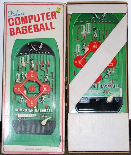 Epoch Computer Baseball