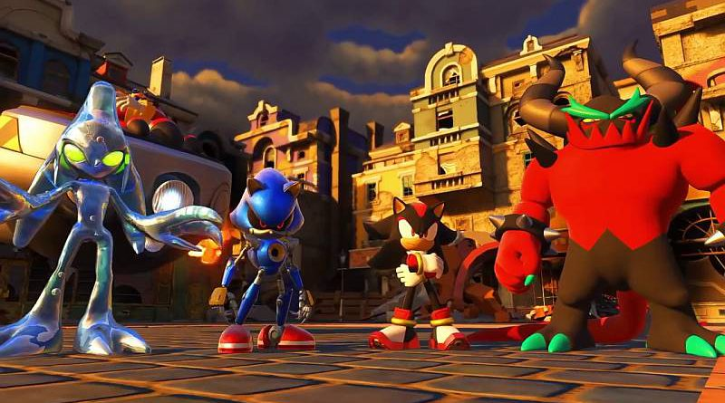 Sonic Forces Gets New Trailer Introducing The Game s Story     Sonic Forces Gets New Trailer Introducing The Game s Story