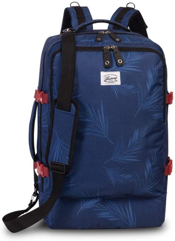 Fabrizio rugzak cabin pro 40 liter blauwe rugzak voor schooltas