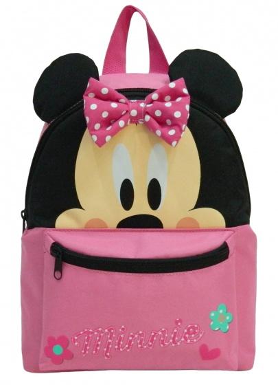 Disney rugzak minnie mouse rugzak met oortjes voor meisje naar school