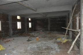 7 Now the dorm can be seen from the inside