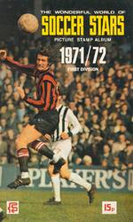 The Wonderful World Of Soccer Stars 1971/1972