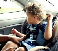 child car seat travel