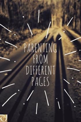 parenting different pov