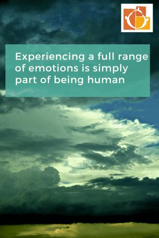 A full range of human emotion