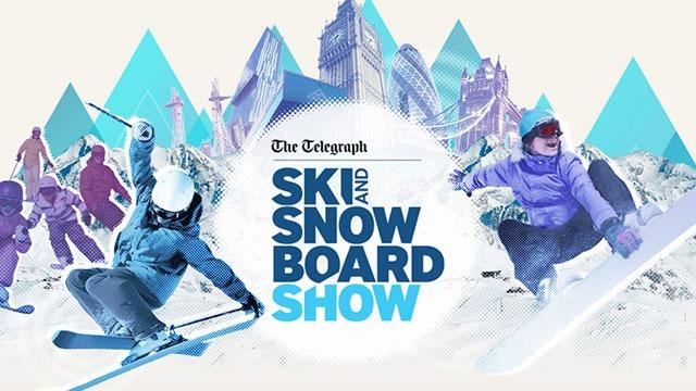 Handi SOS at the Telegraph Ski & Snowboard Show 2019