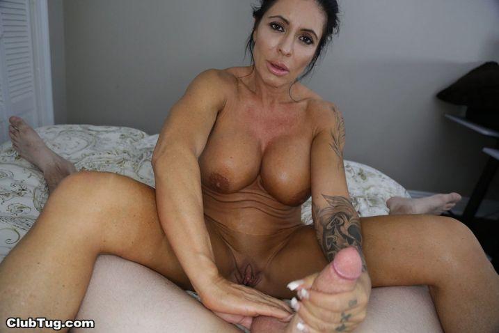 busty-older-woman-jacks-off-a-big-cock-09