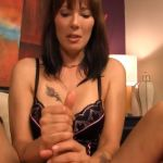"""A handjob on Mother's Day, hot busty milf says """"Thank You"""""""