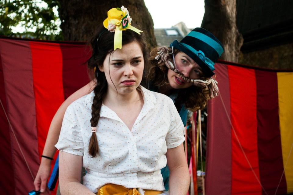 Romeo And Juliet (Lianne Harvey, Lizzie Muncey)