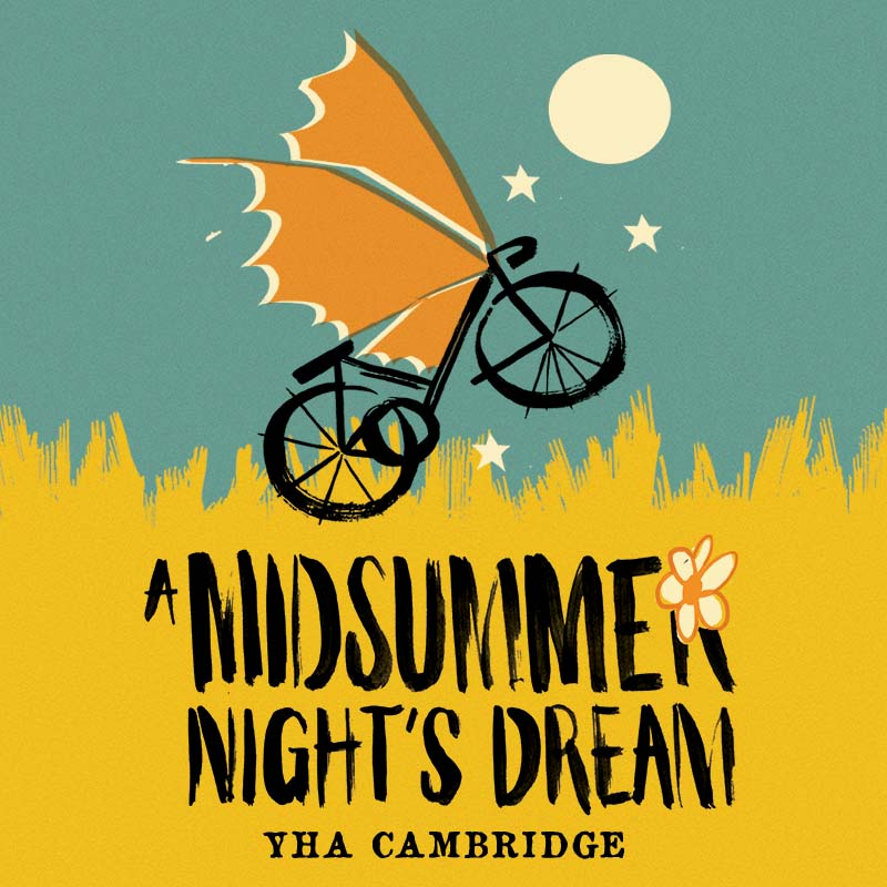 A Midsummer Night's Dream - YHA Cambridge