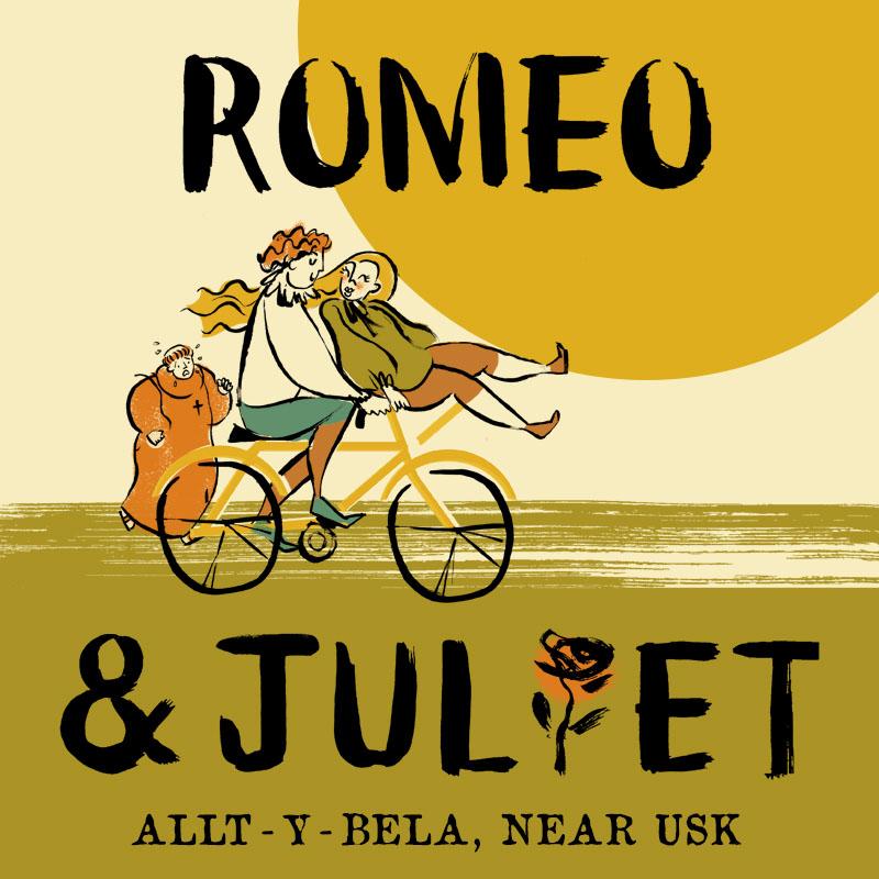 Romeo & Juliet - Allt y Bela