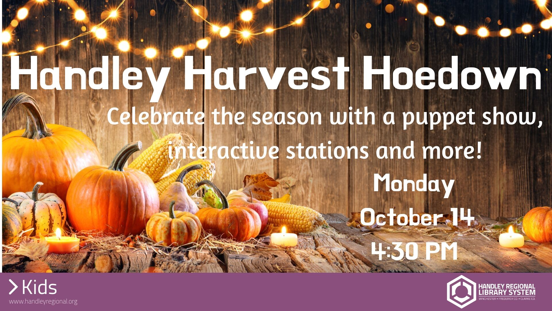 Handley Harvest Hoedown