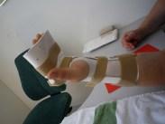Active-Hold-Schiene mit Schutzspange