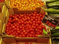 Tomaten für acht €? Nee...