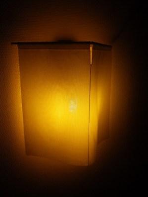 Beleuchtung Axlagården