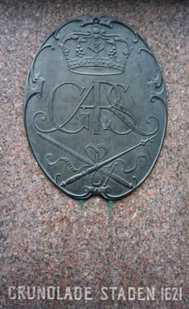 Gegründet tatsächlich im Jahr 1622 - Umeå