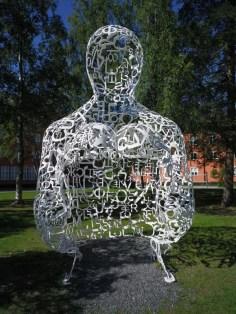 Jaume Plensa - Nosotros - Umedalen Park