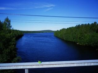 Stauseebrücke - Stornorrforskraftwerk