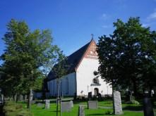 Steinkirche in Bakken