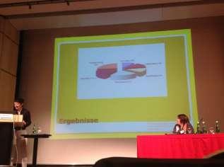 Vortrag Ist das Use of Self eine therapeutische Schlüsselkompetenz - Auswertungsergebnisse der Kommunikationsstile der teilnehmenden ErgotherapeutInnen