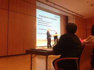 Vortrag MigrantInnen Willkommen - Ausgangslage in Österreich I