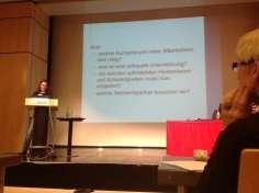 Vortrag THEAmobil - Notwendige Kompetenzen auf TherapeutInnenseite