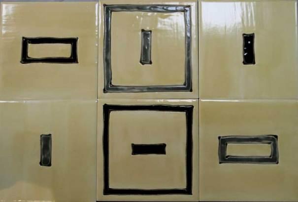 Deco tiles- rectangles