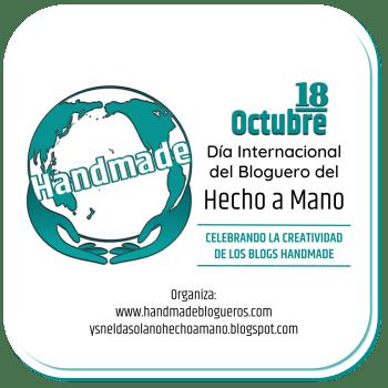 Celebracion del Dia Internacional del Bloguero del Hecho a Mano