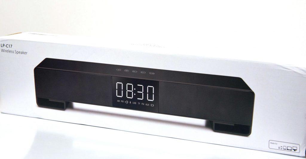 Sound Bar LP-C17, Altavoz inalámbrico