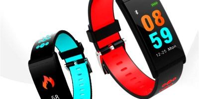 Review Bakeey X20 pulsera inteligente