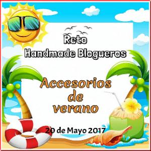 Reto Handmade Blogueros «Accesorios de verano»