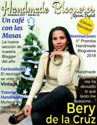 Entrevista a Bery de la Cruz Ceo de Handmade Blogueros