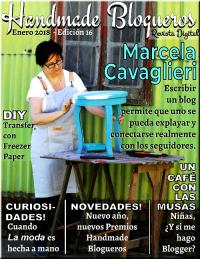 Entrevista a la autora y blogger Marcela Cavaglieri