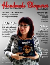 Entrevista a la Blogger e Ilustradora Irene de la Calle