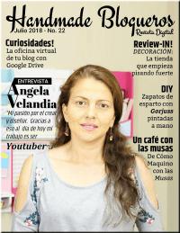 Entrevista a la Youtuber Ángela Velandia