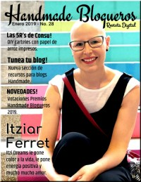 Entrevista a la blogger Itziar Ferret del blog Itzi Dreams – «Revista No. 28»