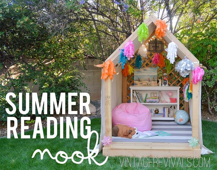 DIY Backyard Games and Crafts | Handmade Charlotte on Backyard Nook Ideas id=25041