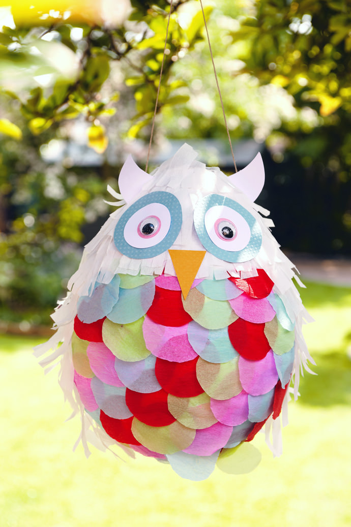 Give Your Next Pinata A Makeover ⋆ Handmade Charlotte