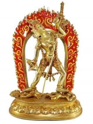 Goddess Bajrayogini Statue