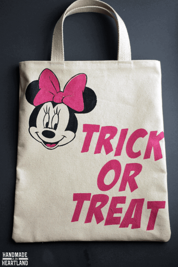 DIY Trick or Treat Bag
