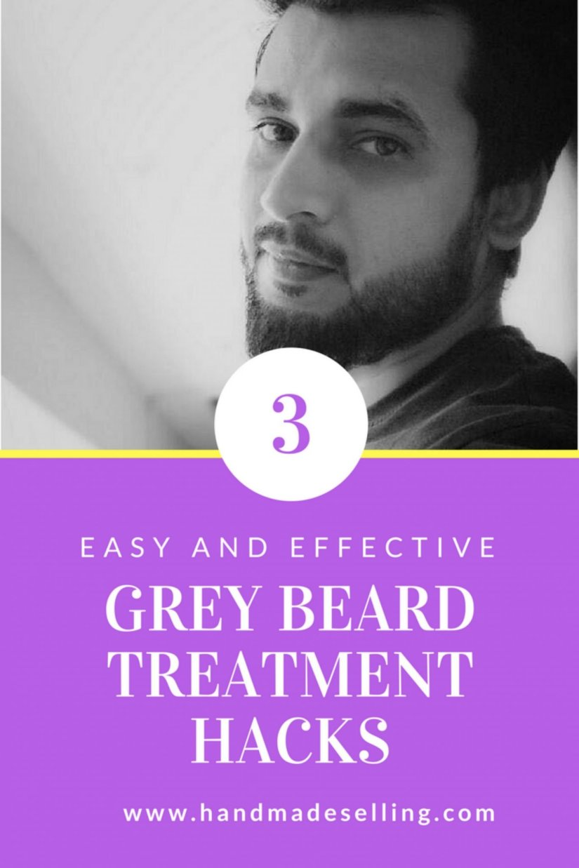 Grey Beard Treatment for Amazing Results