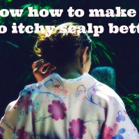 Know how to make no poo itchy scalp better