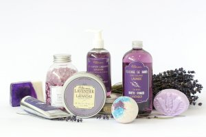 successful soap making business ~ soap product line
