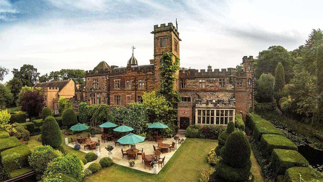 Luxury Hotel Amp Spa In Sutton Coldfield Birmingham New Hall