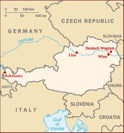 Palmistry in Austria