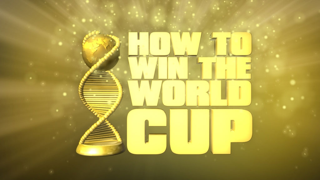 How to win the FIFA World Cup.